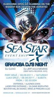 Gravosa DJ's Night