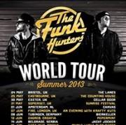 The Funk Hunters@Gusar,četvrtak,20.06.