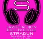 SARDISFACTION SILENT DISCOTHEQUE @ DUBROVNIK, STRADUN