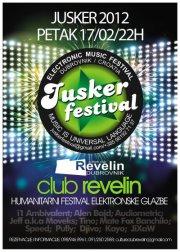"""JUSKER"" Humanitarni Festival Elektronske Glazbe"