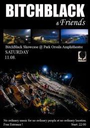 BitchBlack & Friends Showcase @ Park Orsula, Dubrovnik, 11.08.
