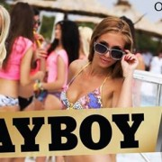 *** Playboy Party @ East west Banje beach club ***