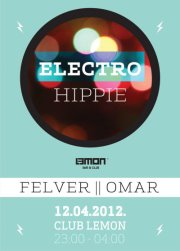 Electro Hippie : Strikes Again