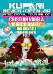 INTEC NIGHT 23/07 @ Kupari w/Christian Varela & Jon Rundell & Marco Bailey