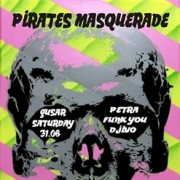 Gusarska Maškarata @ Pirate's Social Club,subota 31.08.