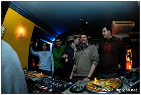  Underground Sounds Better 1st Anniversary @ Capitano, Dubrovnik (30.11.2007)