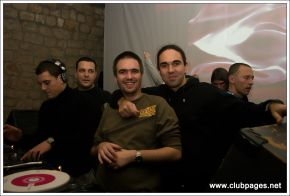 Clubpages 6th Anniversary @ Lazareti, Dubrovnik (17.11.2007)