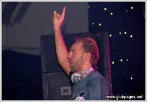 Sven Vath @ Expo Center, Belgrade (24.11.2007)