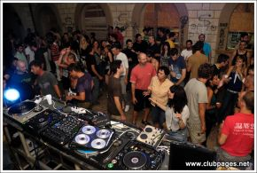 Kontrapunkt plays House @ hotel Belvedere, Dubrovnik (26.07.2008)