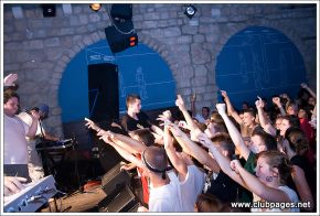 The Beat Fleet (TBF) @ Lazareti, Dubrovnik (08.08.2008)