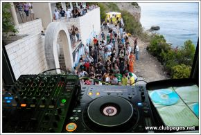 Craig Walsh @ hotel Belvedere, Dubrovnik (09.08.2008)