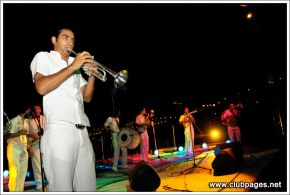Kocani Orkestar @ hotel Belvedere, Dubrovnik (20.08.2008)